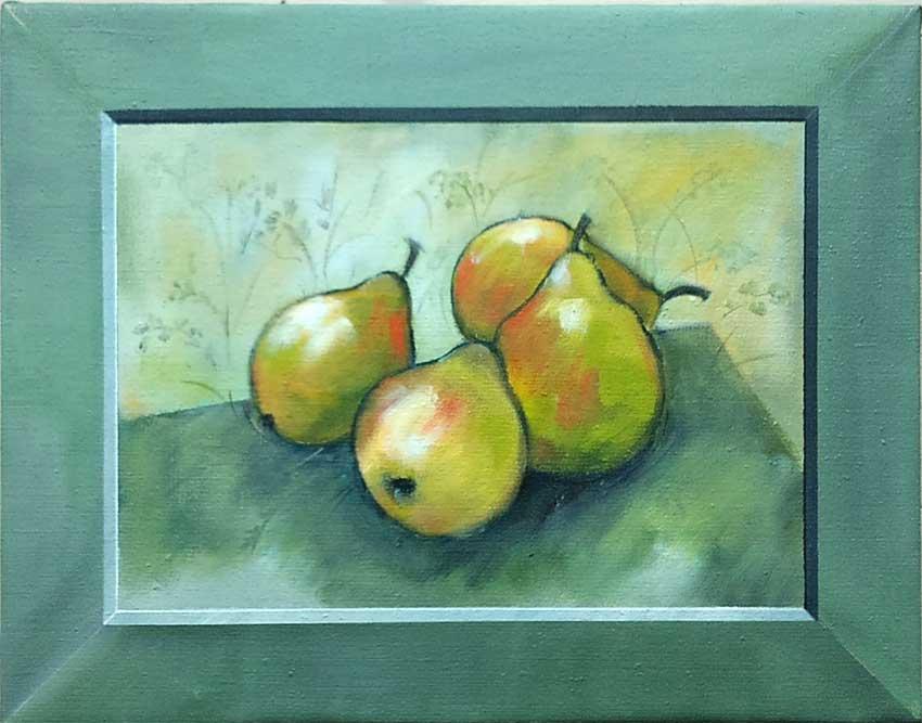 Frugt i ramme