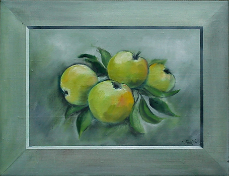 Æbler i ramme