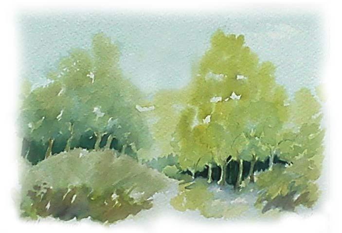 Tisvilde Hegn, forår